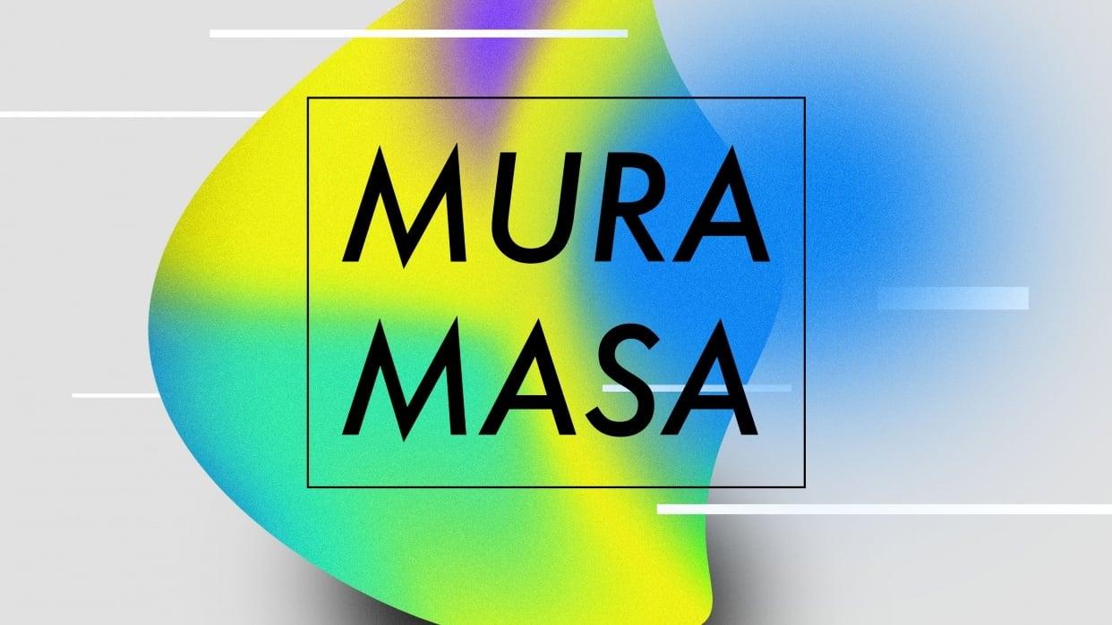 Mura Masa - Concert Flyer - student project