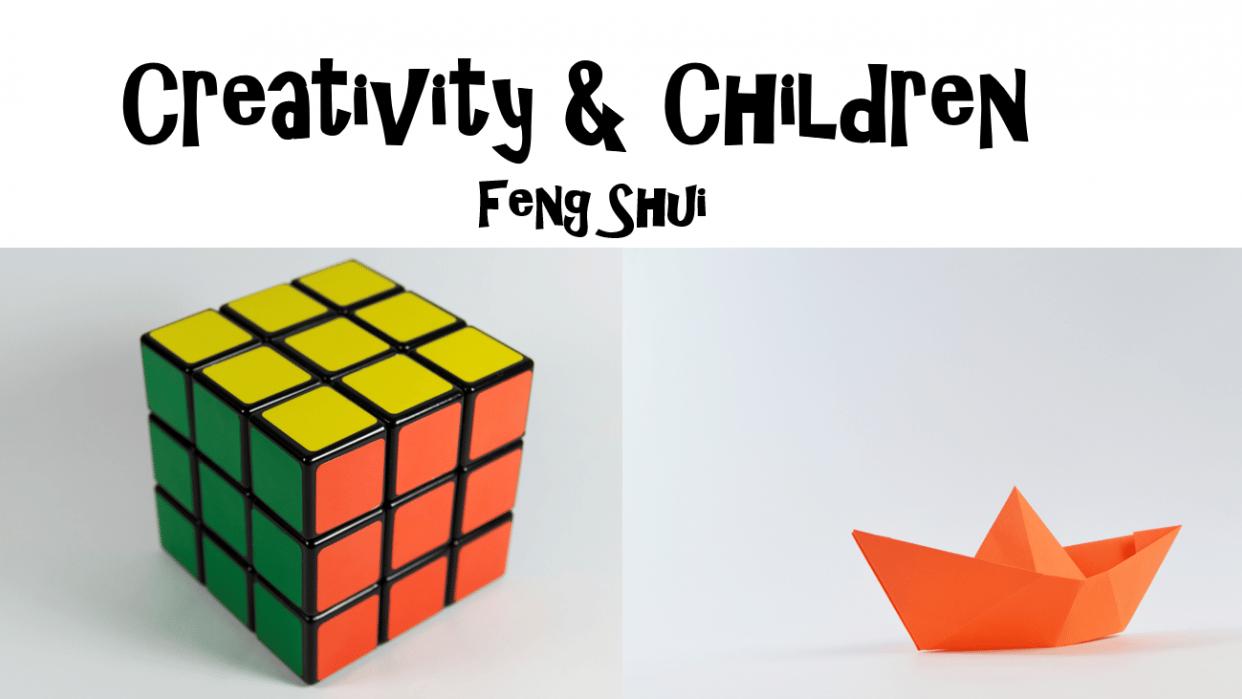 Creativity & Children Feng Shui - student project