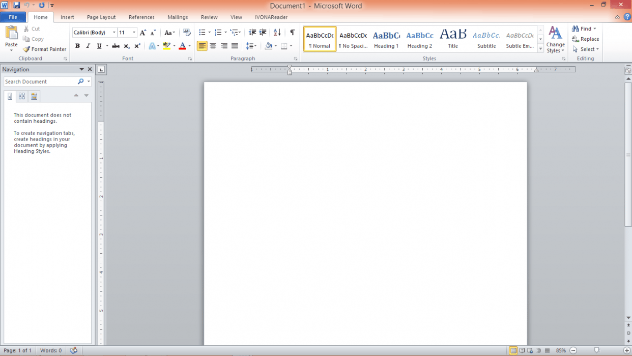 I'll Teach You How To Use The Microsoft Word And The Microsoft Power Point - student project