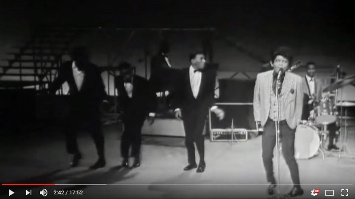 James Brown (1964) - student project