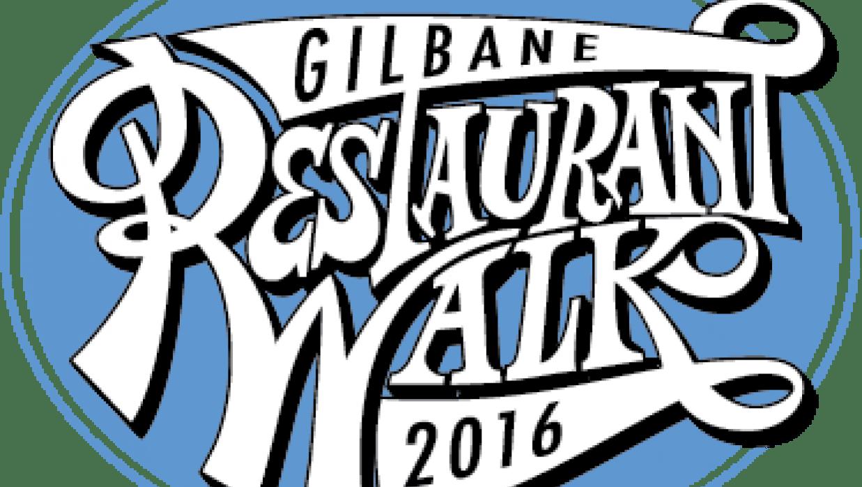 Restaurant Walk Logo - student project