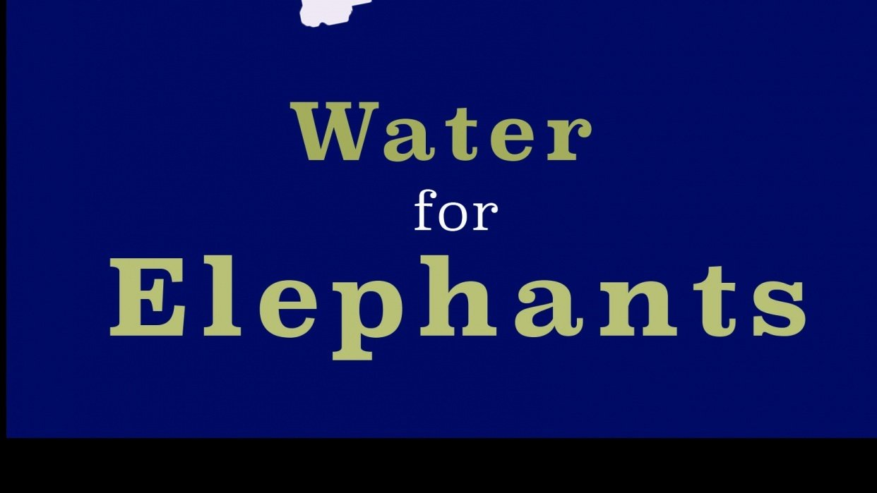 Water for Elephants - student project