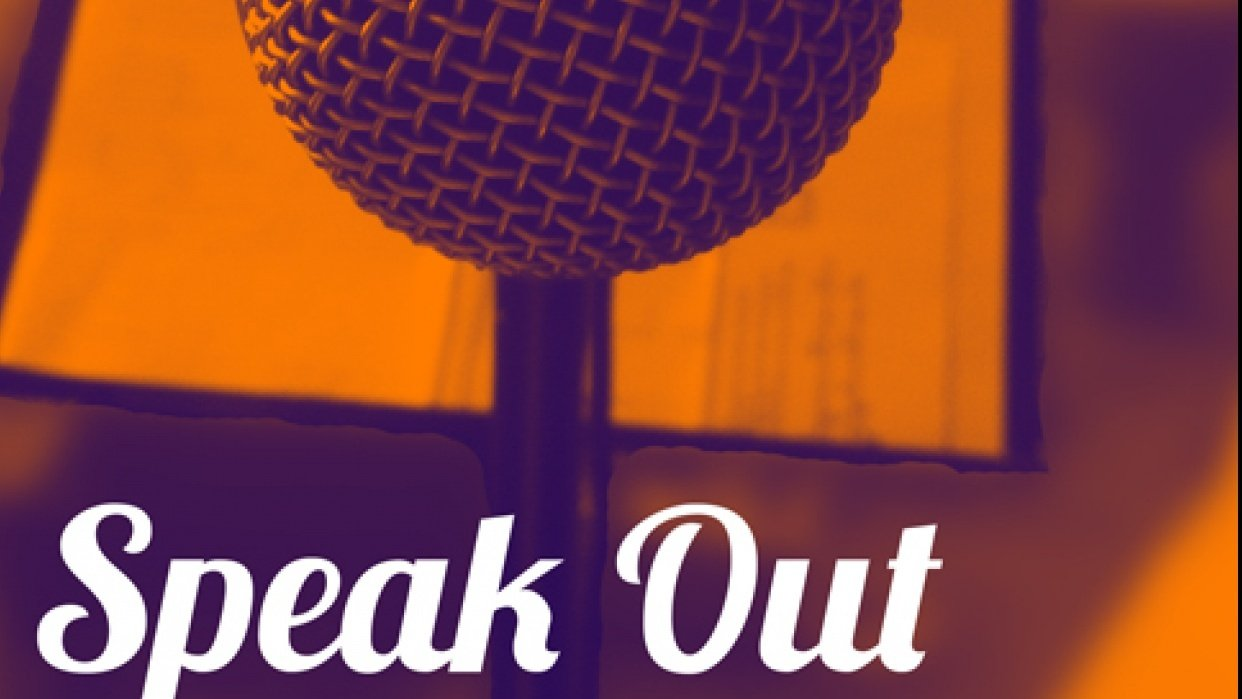 Duotone: Speak Out - student project