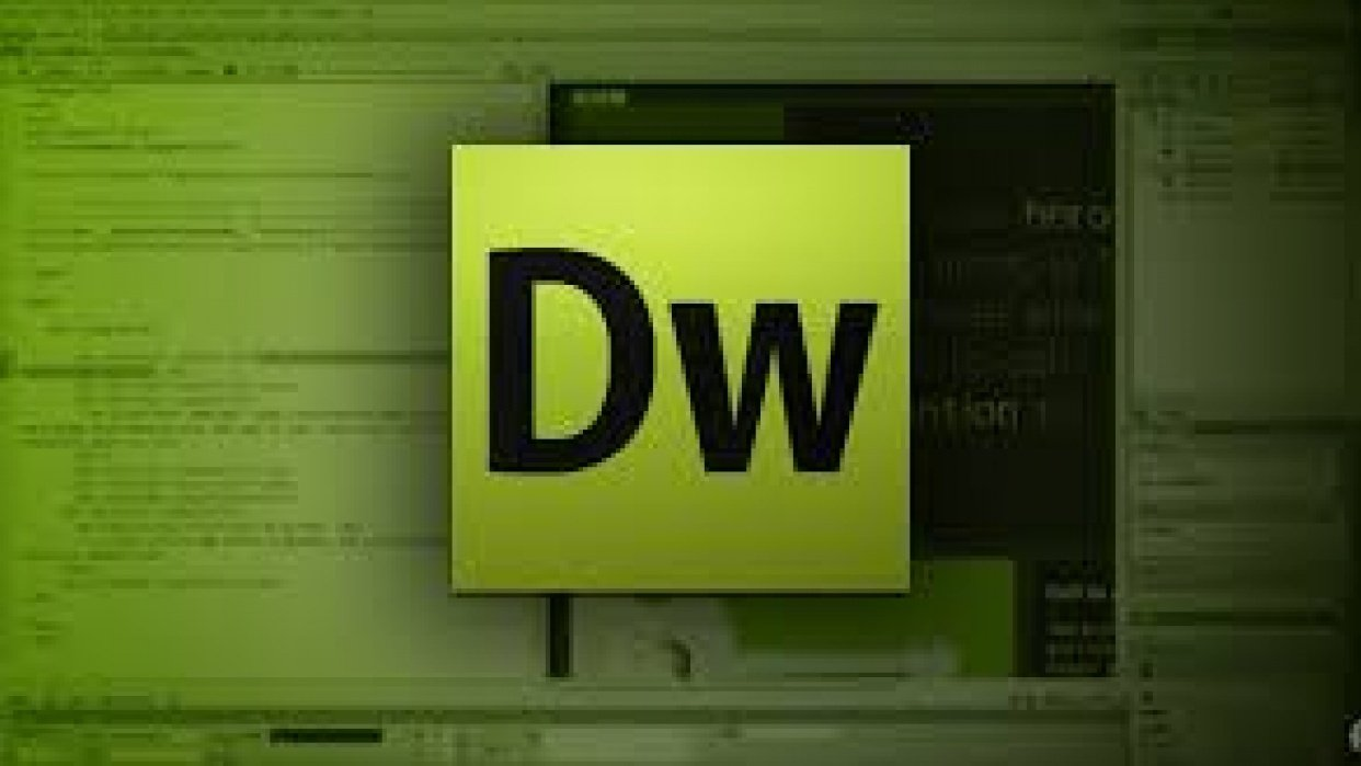 How to Create a Perfect Layout with Dreamweaver - student project
