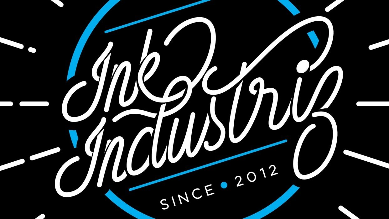Ink Industriz - student project
