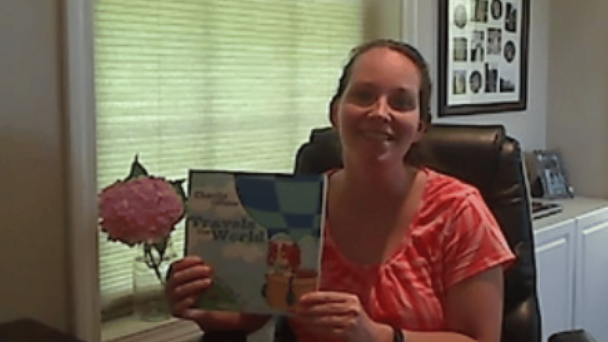 Teaching Other Children's Book Authors - student project