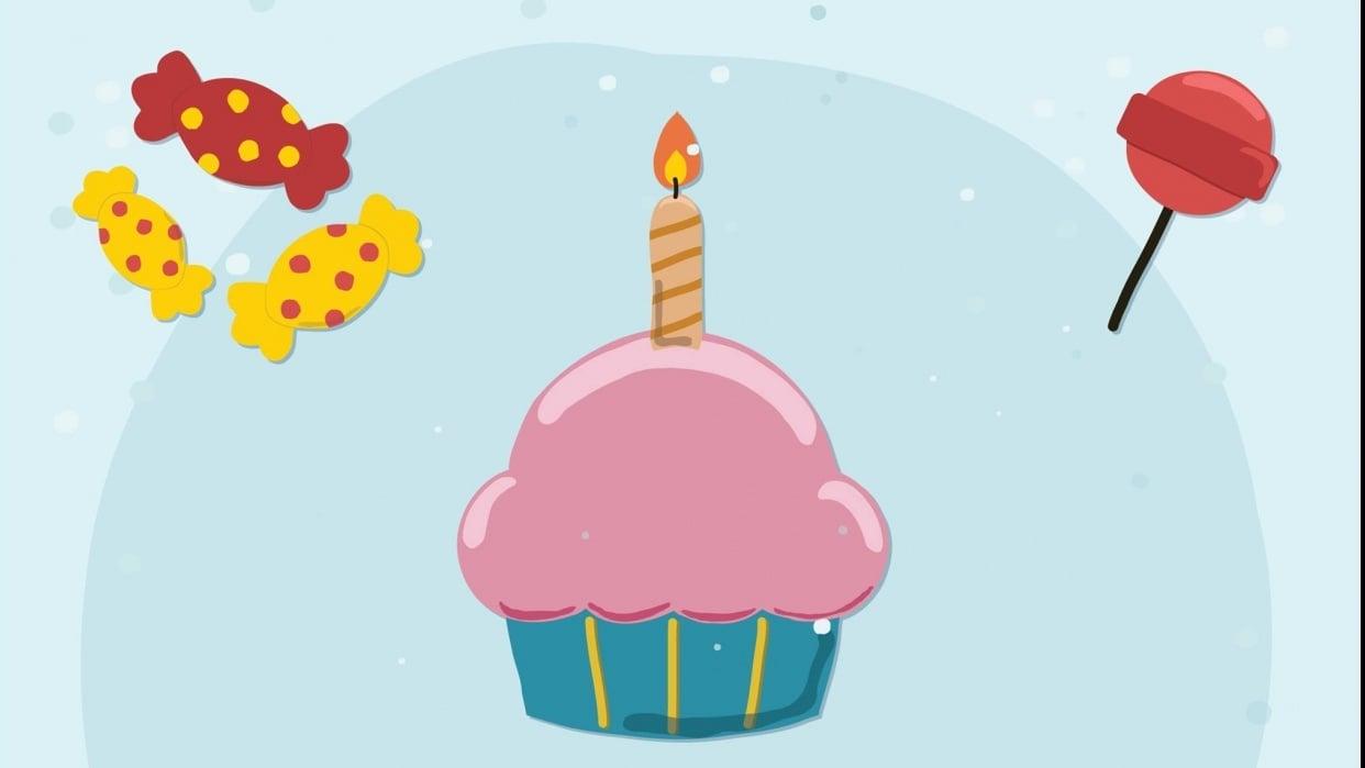 Birthday! - student project