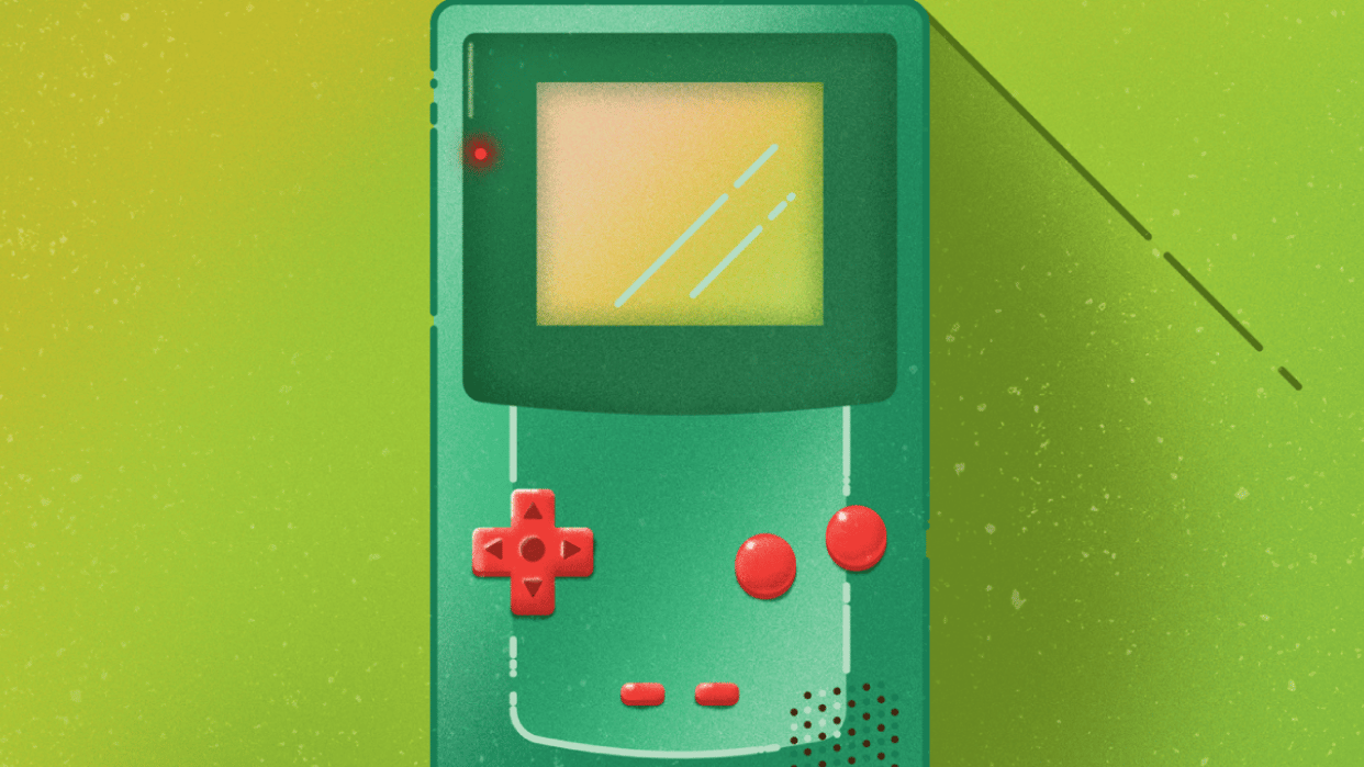 Memories of Gameboy Color - student project