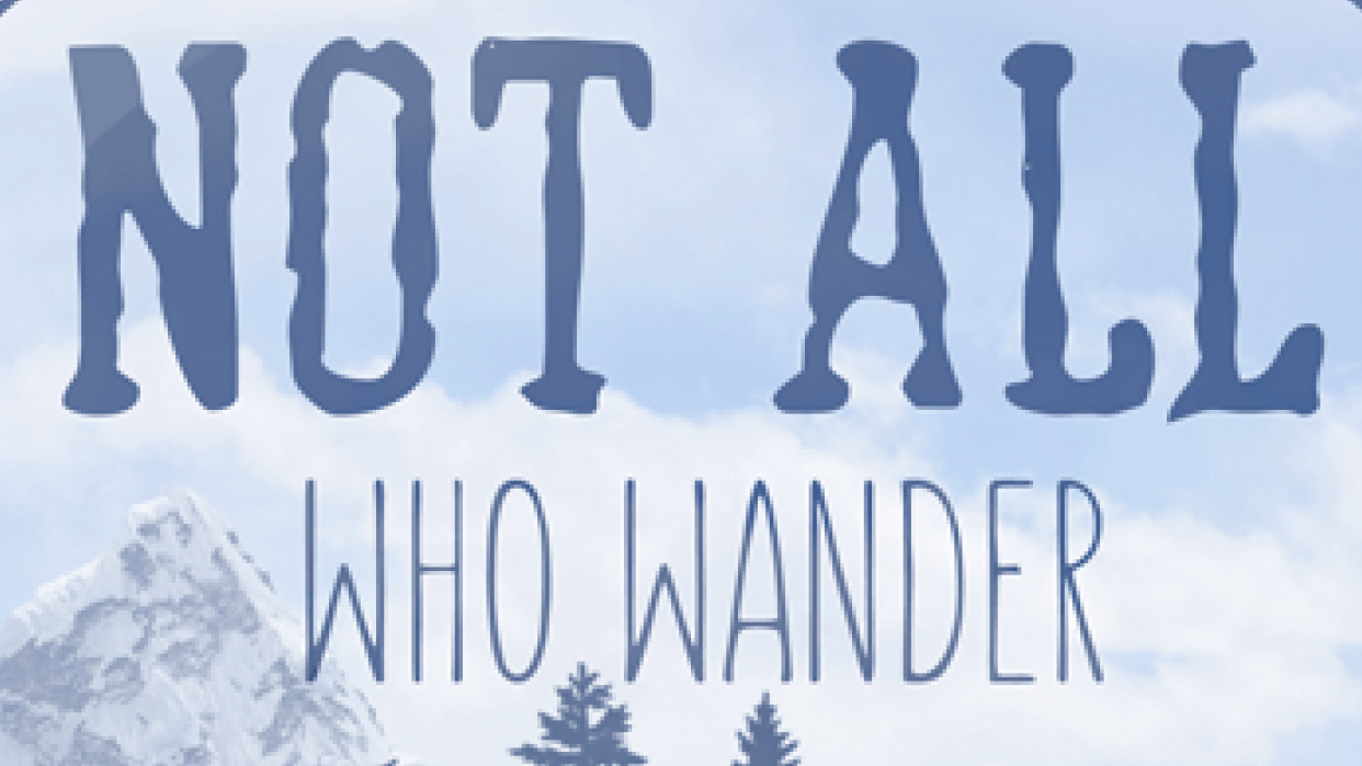 Not All Who Wander - student project