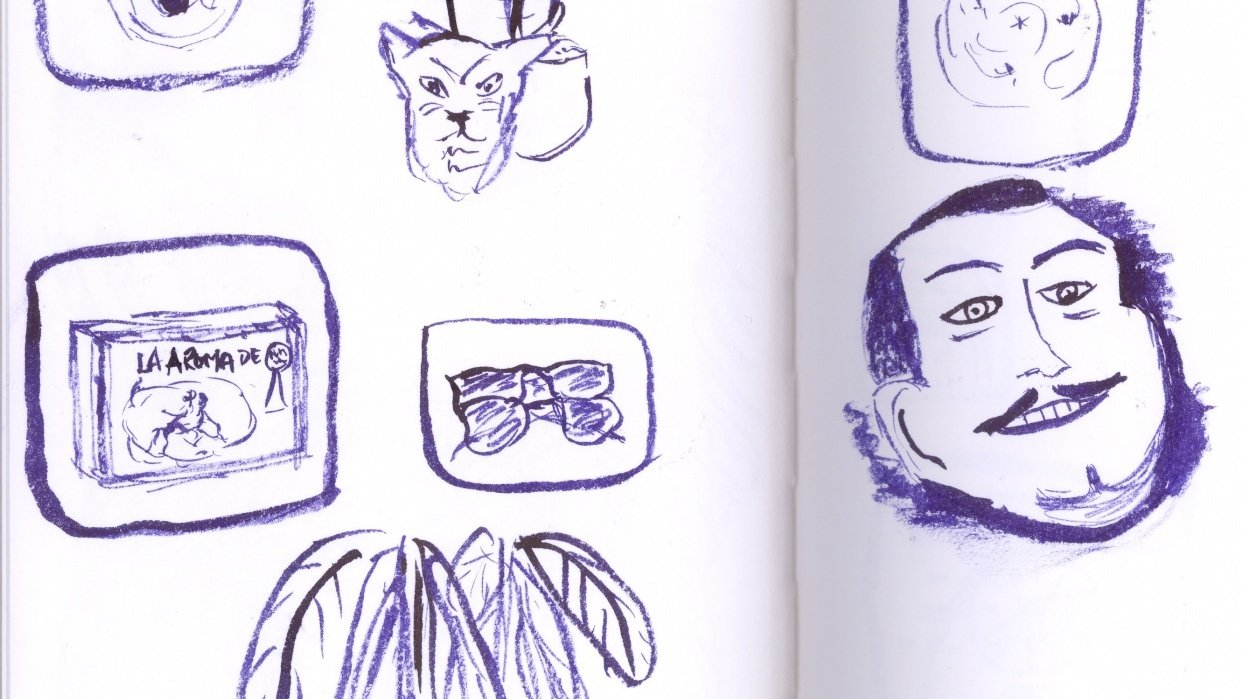 Speedy Sketches - student project
