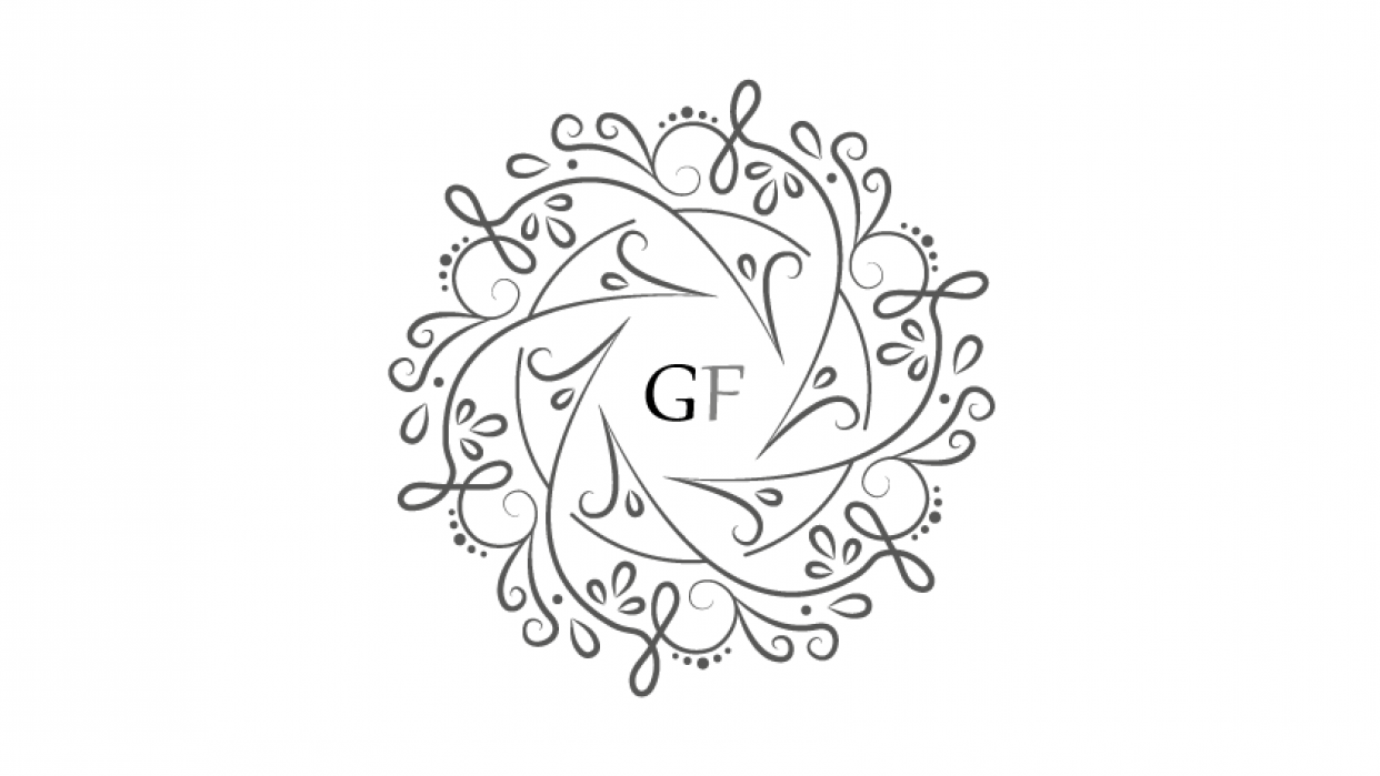 Flourishes in Logo Design - student project