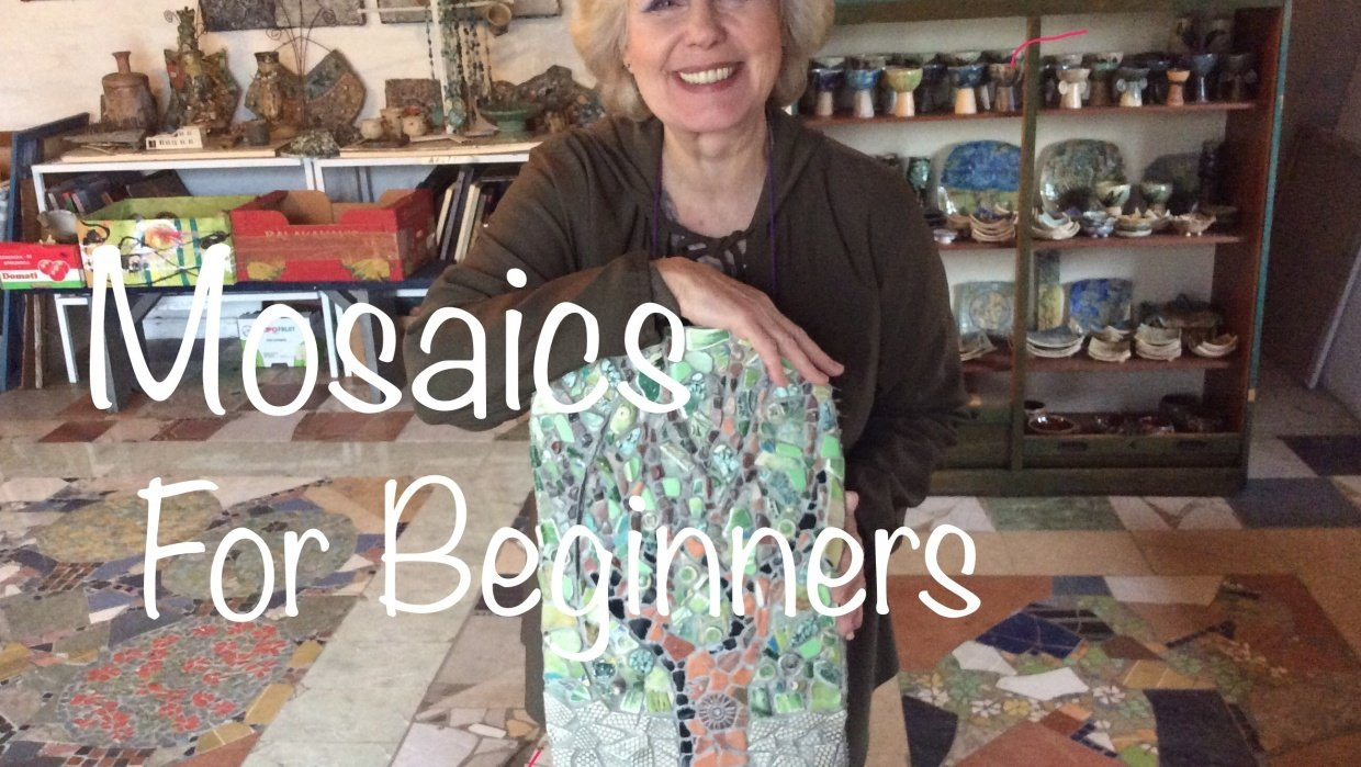 Mosaics for Beginners: Creating Your Own Work of  Art - student project
