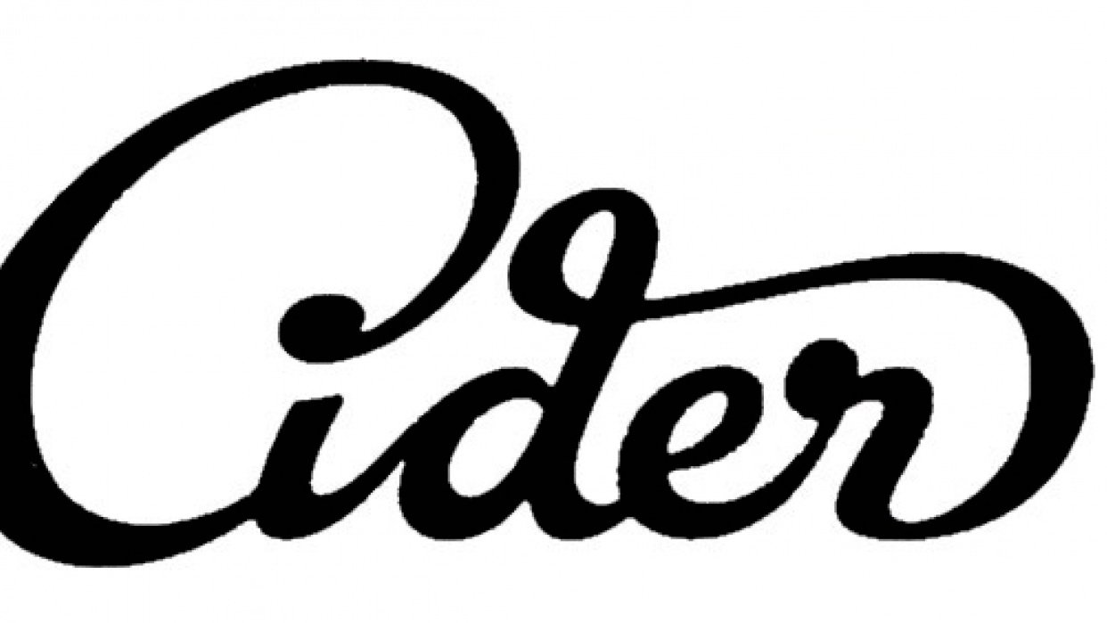 cider - student project