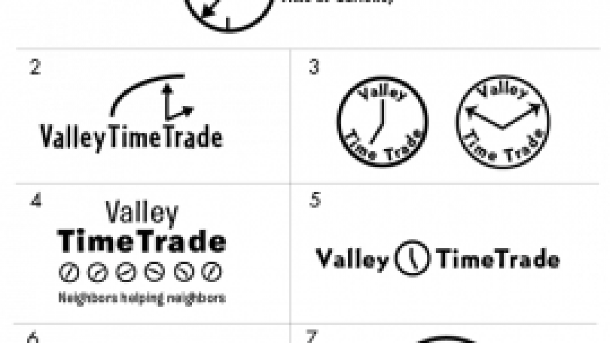 Valley Time Trade - student project