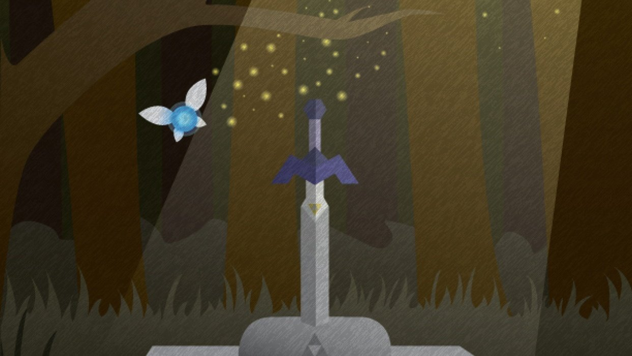 The Legend of Zelda - student project