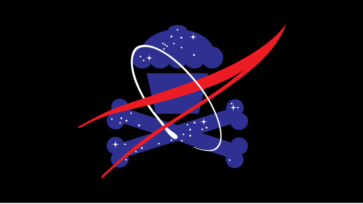 Johnny Cupcakes Meets NASA 2.0 (UPDATED) - student project