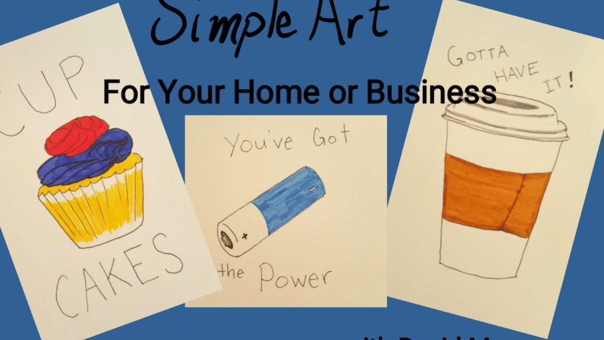Simple Art: Need Reviews!! - student project
