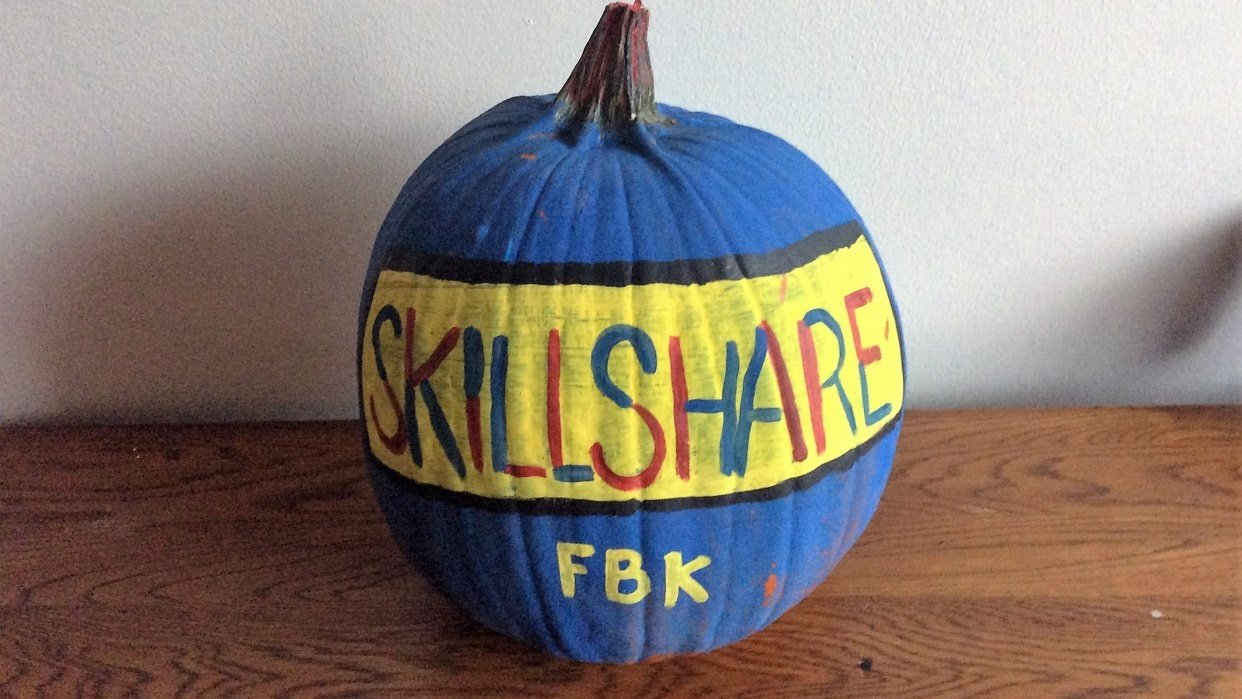 Love your Pumpkins - student project