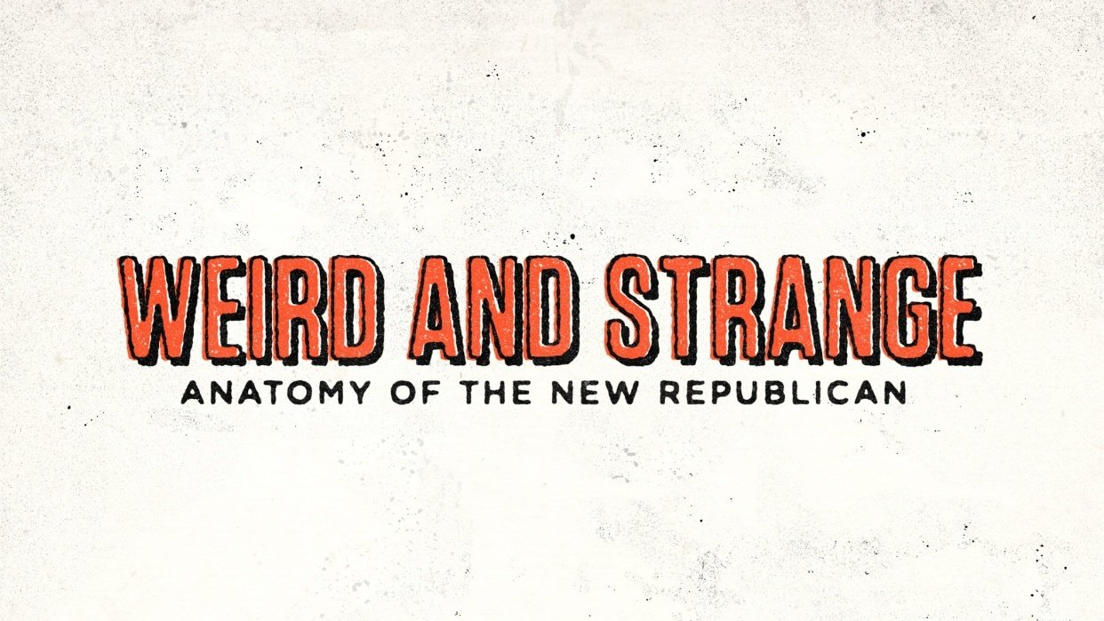 Weird and Strange - American Politics Edition  - student project