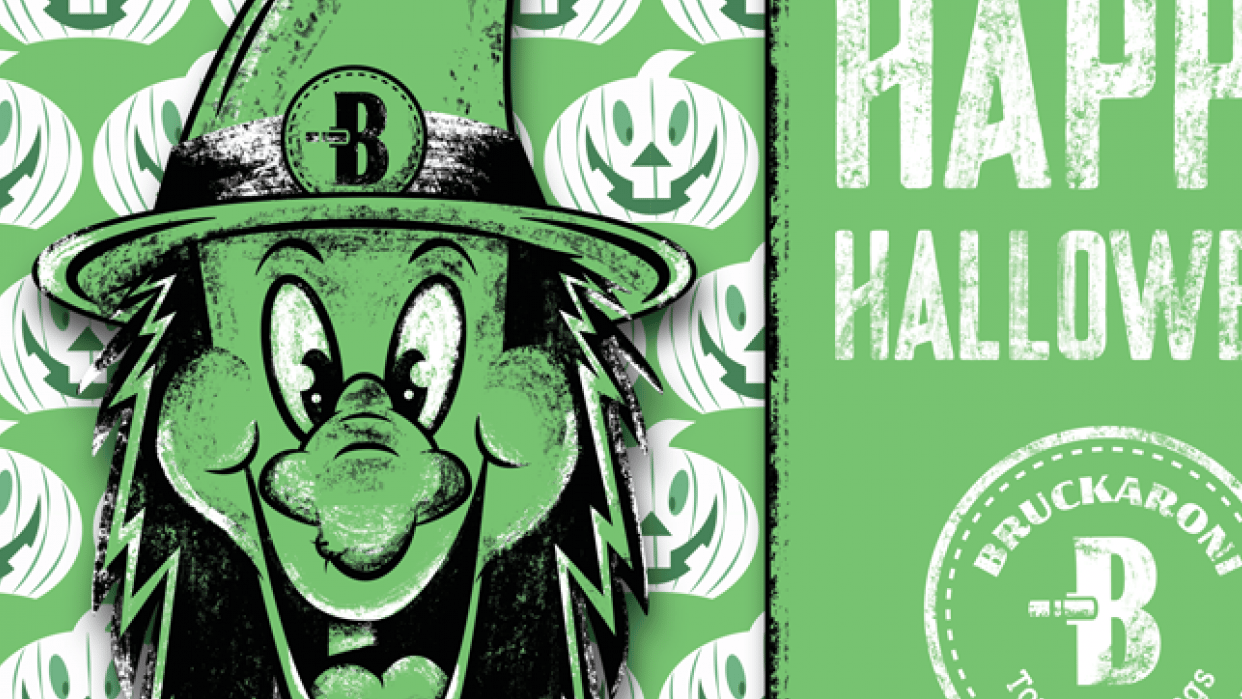 Happy Halloween! - student project