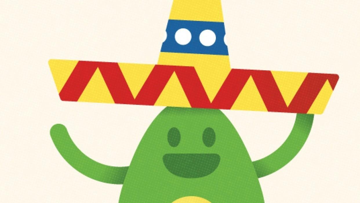 Avocado Sombrero - student project