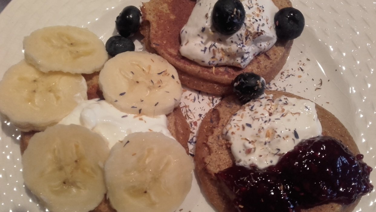 Quick and easy - my kids loved the pancakes - student project