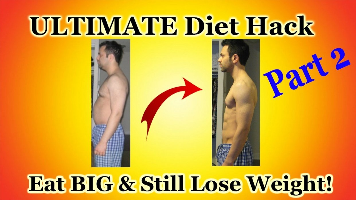 [PUBLISHED] ULTIMATE Weight Loss Hack - How To Feel Full While Dieting! (Part 2) - student project
