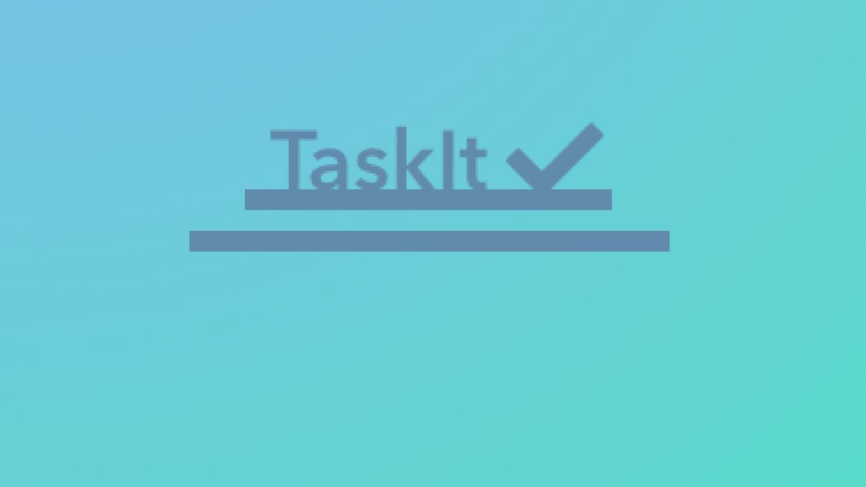 TaskIt - student project