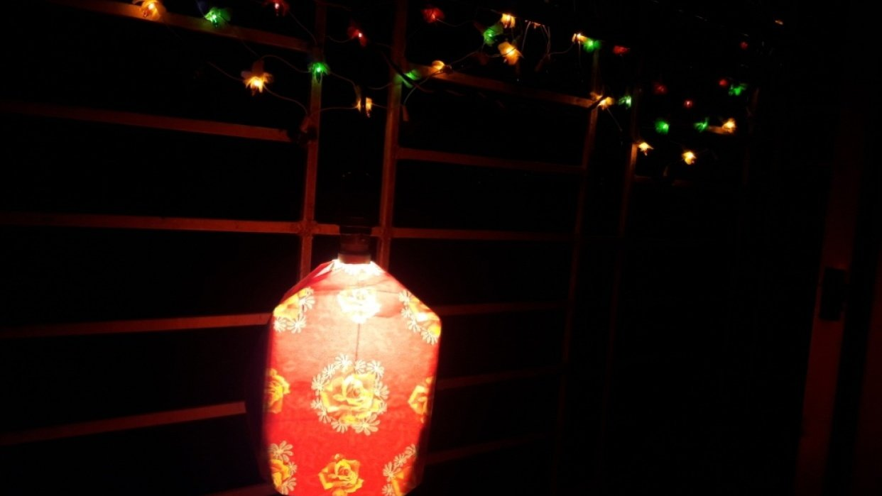 My Diwali Home Decor!! - student project