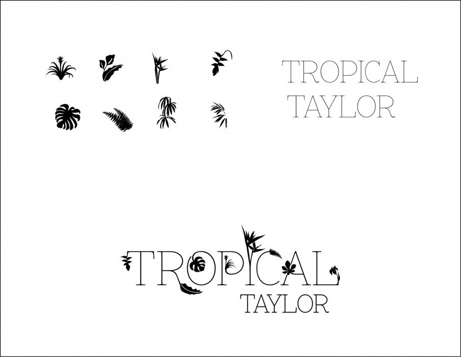 Tropical Taylor | Landscaping Co - student project