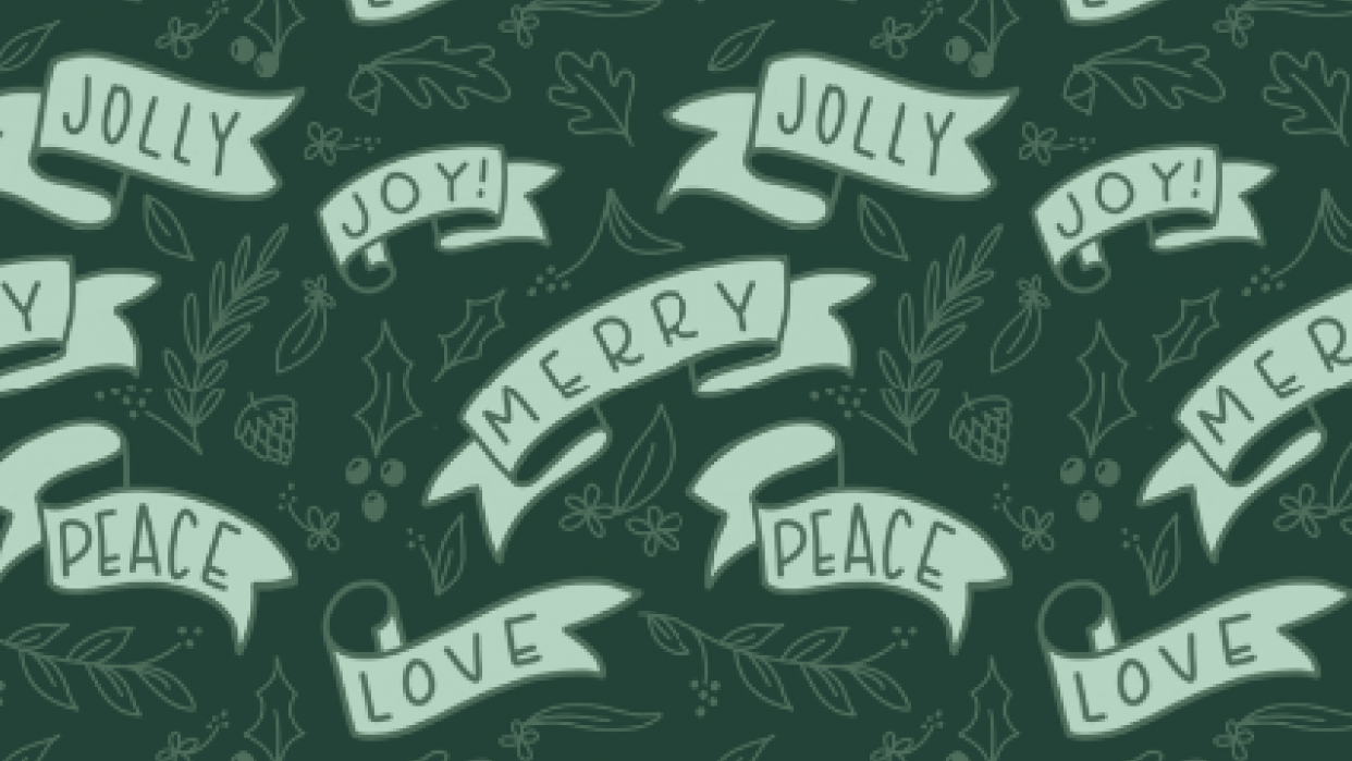 Holiday Banners - student project