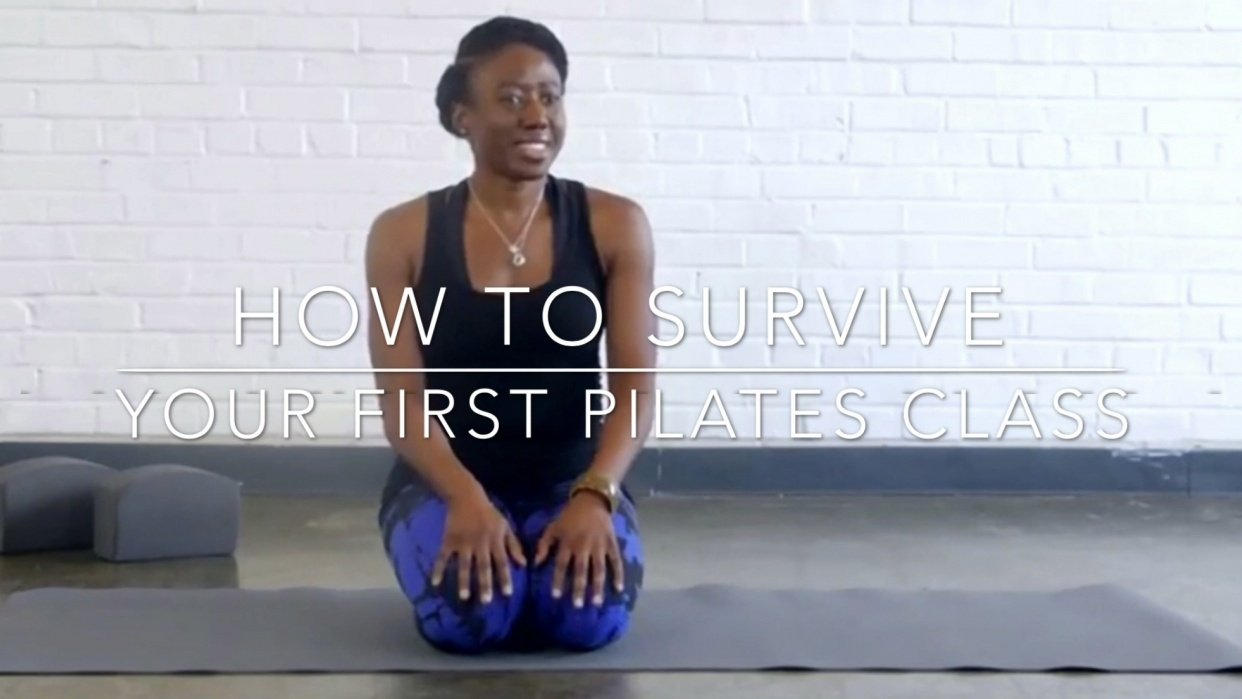 Sample Project - Enrolling in Press Play Pilates Today! - student project