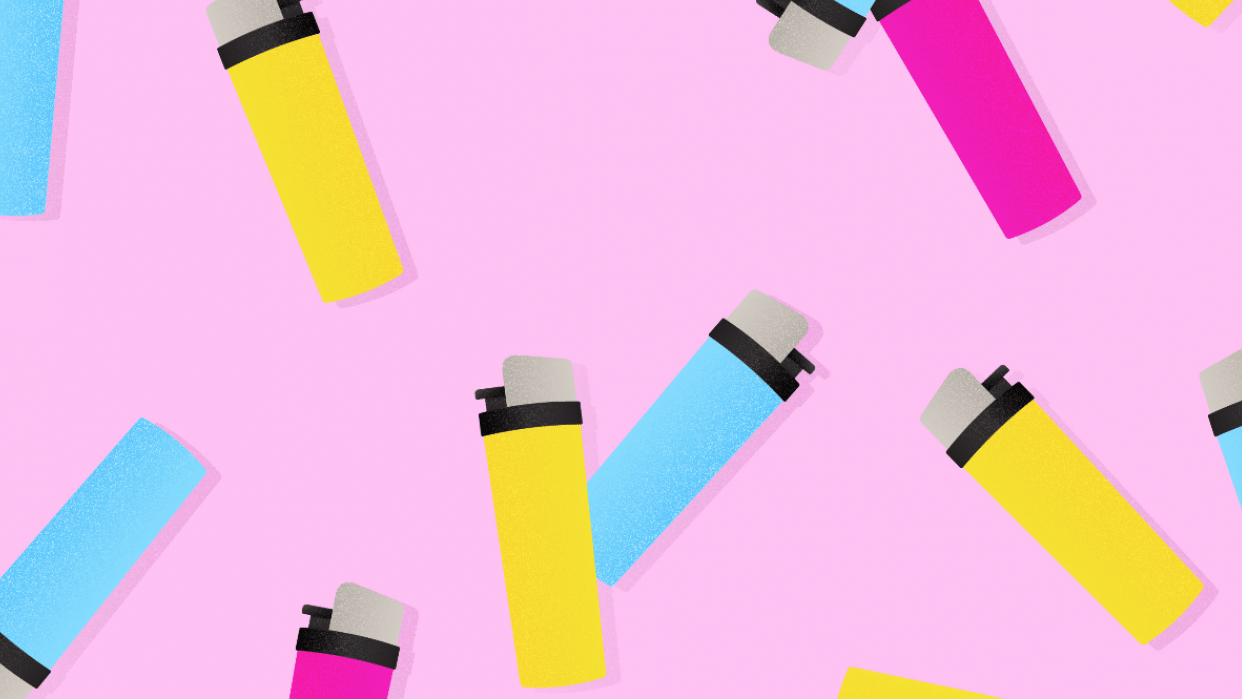 Lighters  - student project