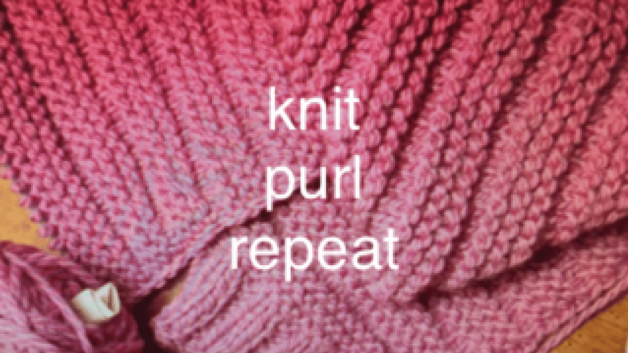 You Can Knit That - student project