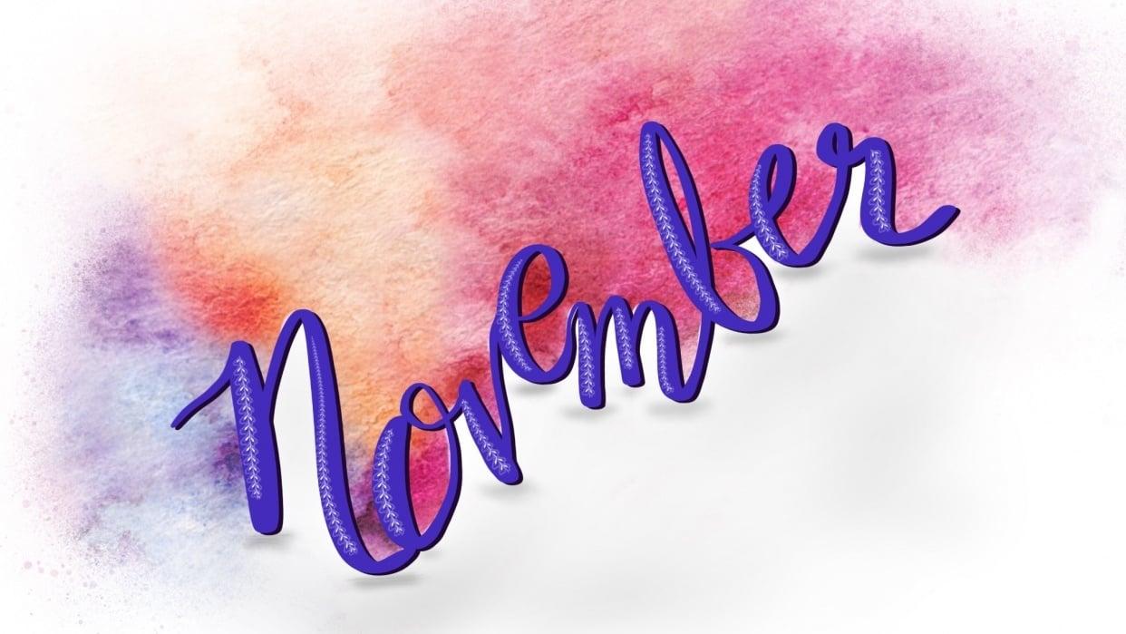 November Powder - student project