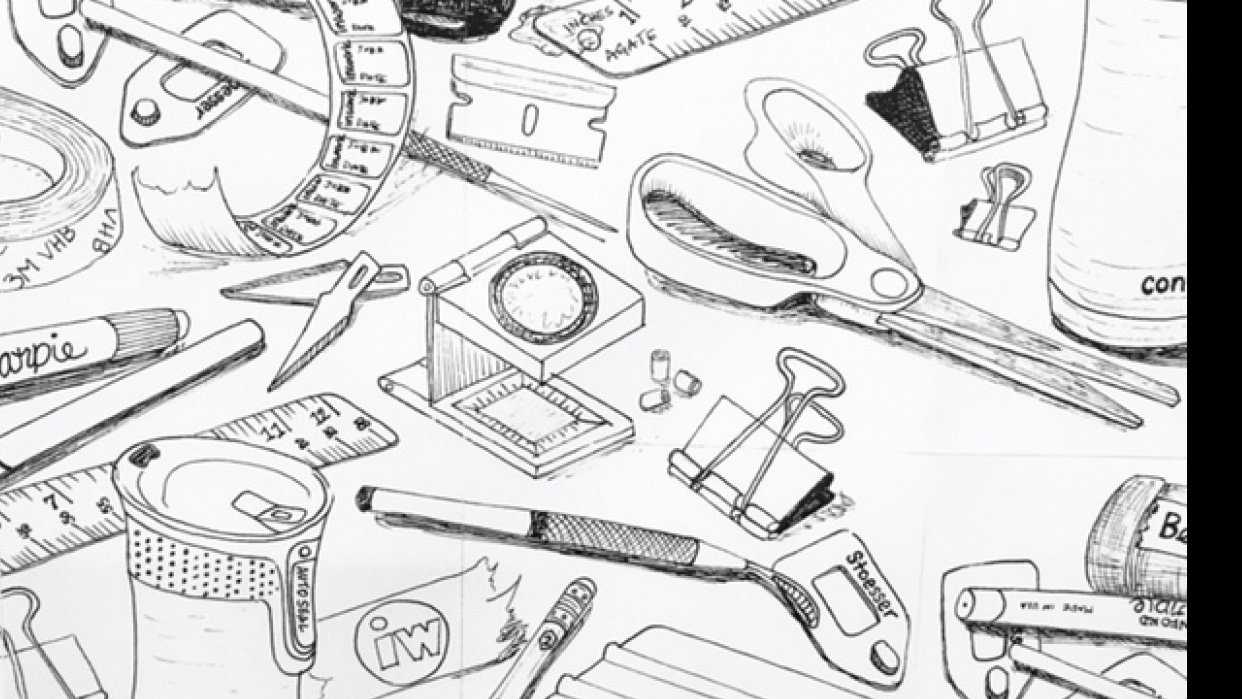 All the Tools - student project