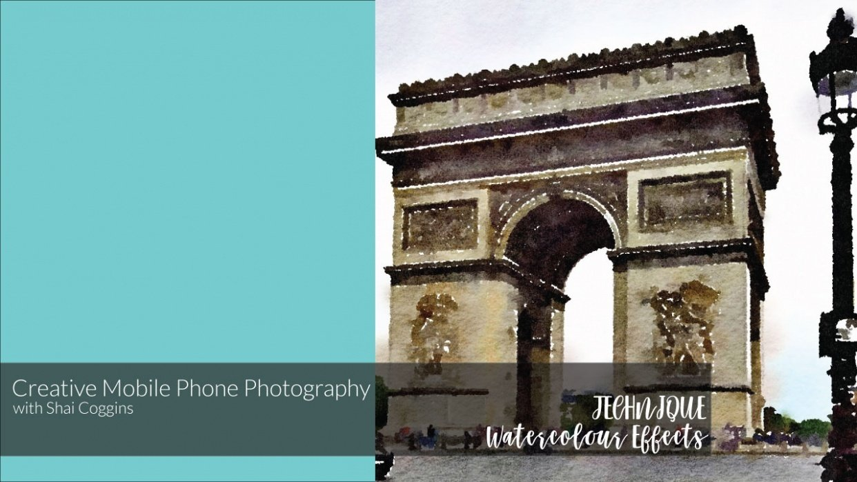Creative Mobile Phone Photography: 3 Techniques - student project