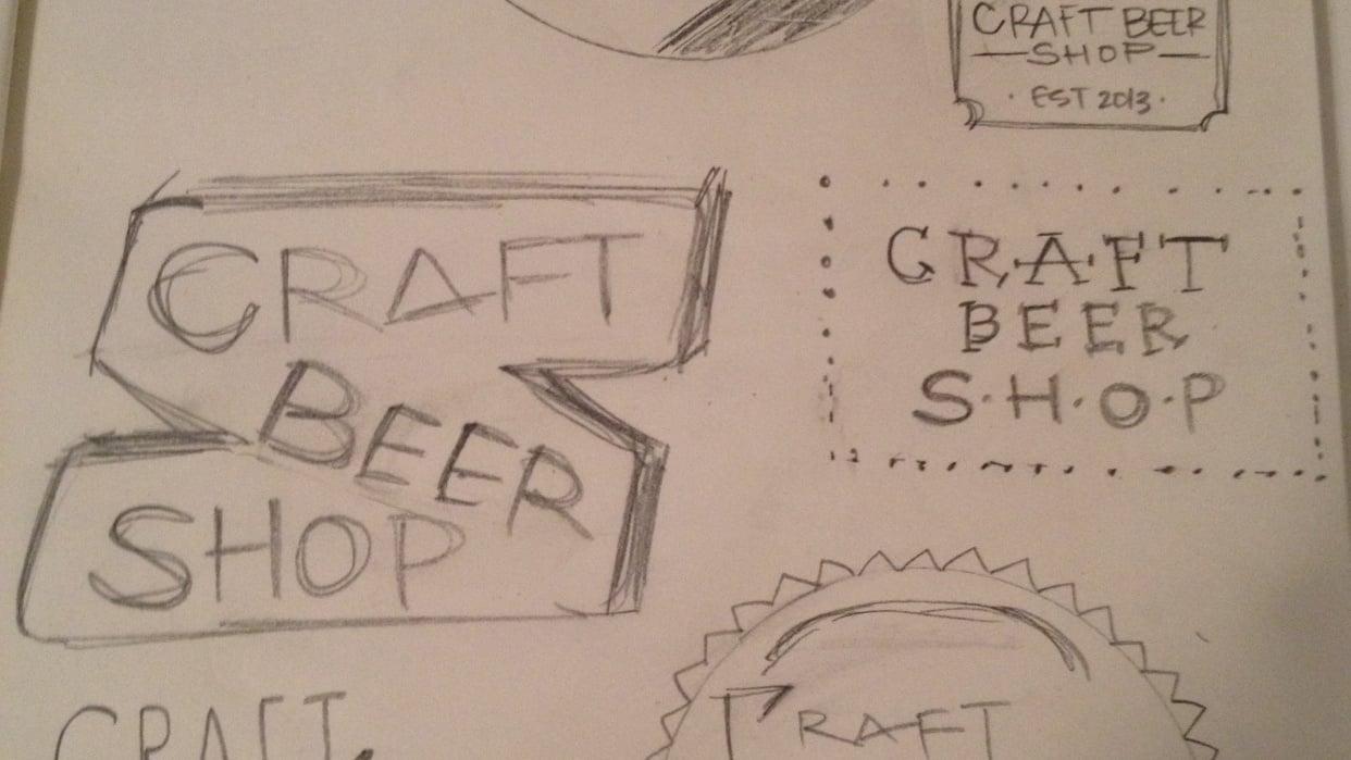 CraftBeerShop - student project