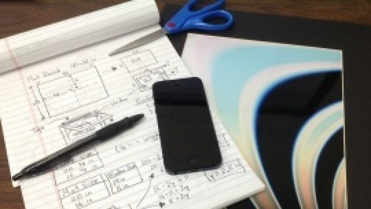 Mat Border Calculator - Making Framing Easy - student project