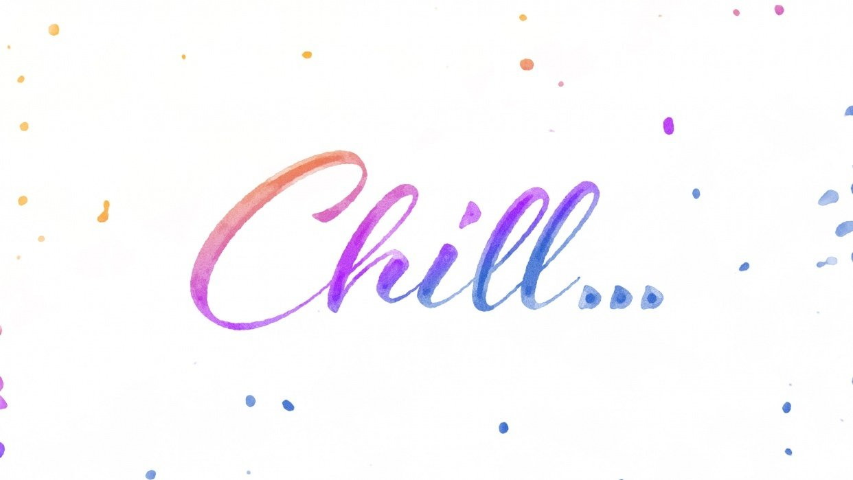 A Chill Day - student project