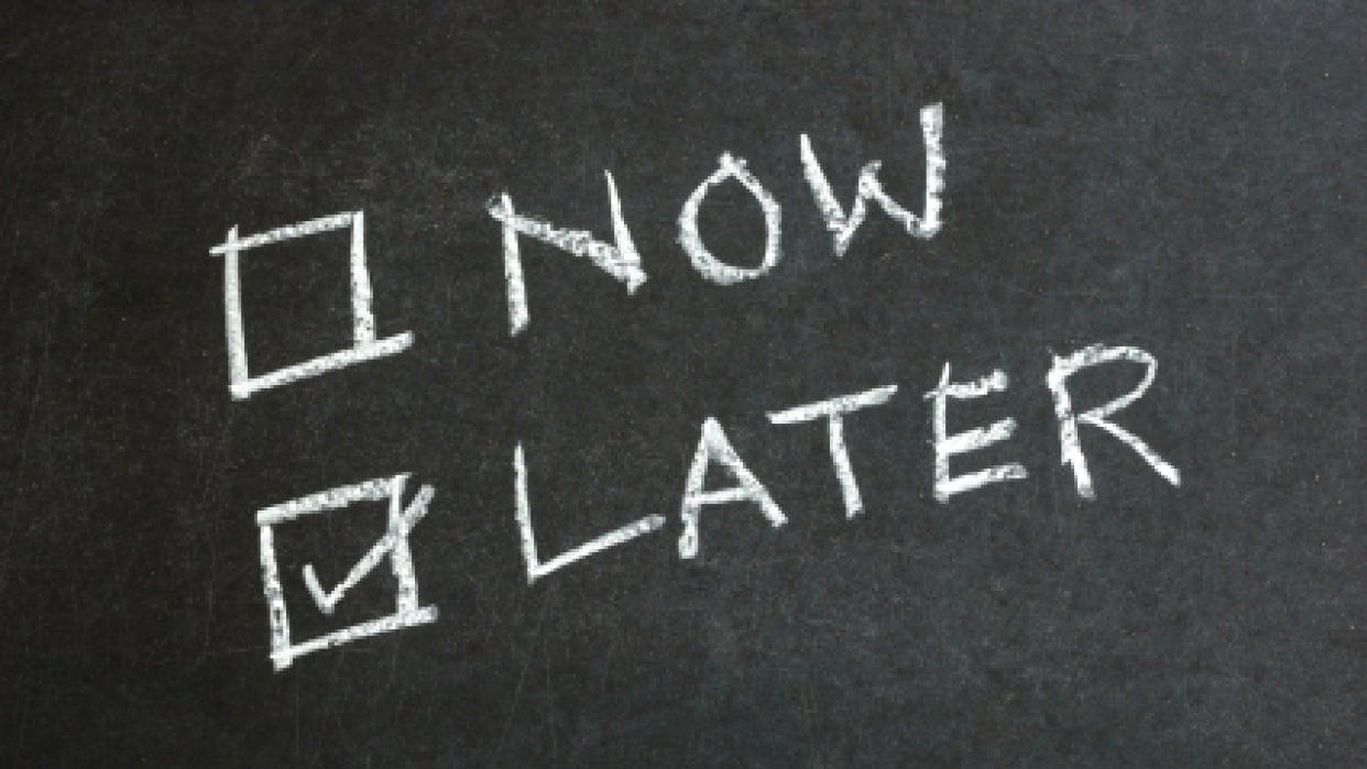 Beat procrastination now! - student project