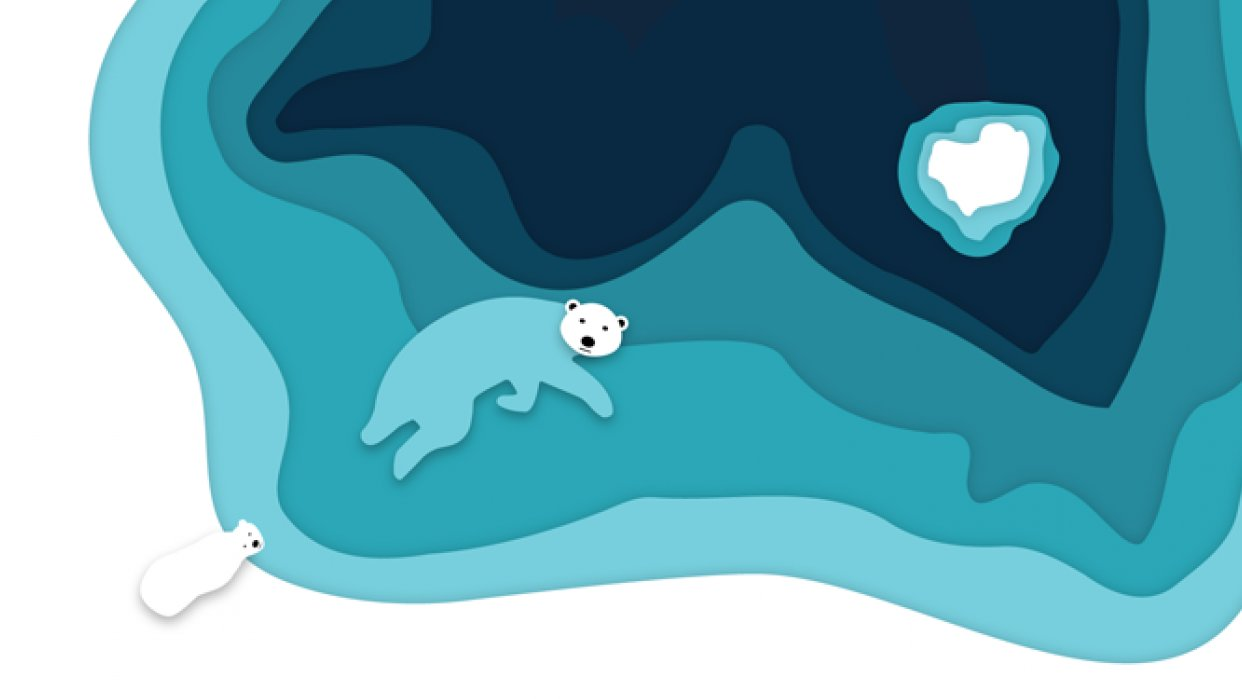 Let's go for a swim - student project