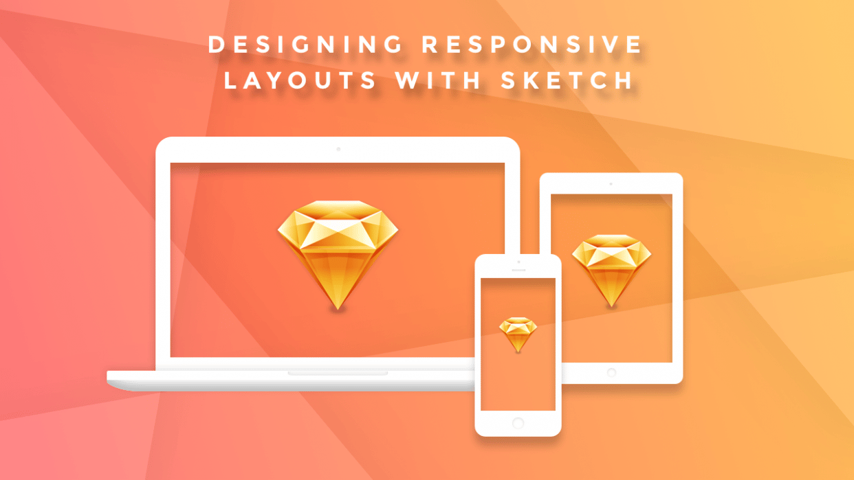 PUBLISHED: Design for All Sizes and Screens: Responsive Design in Sketch - student project