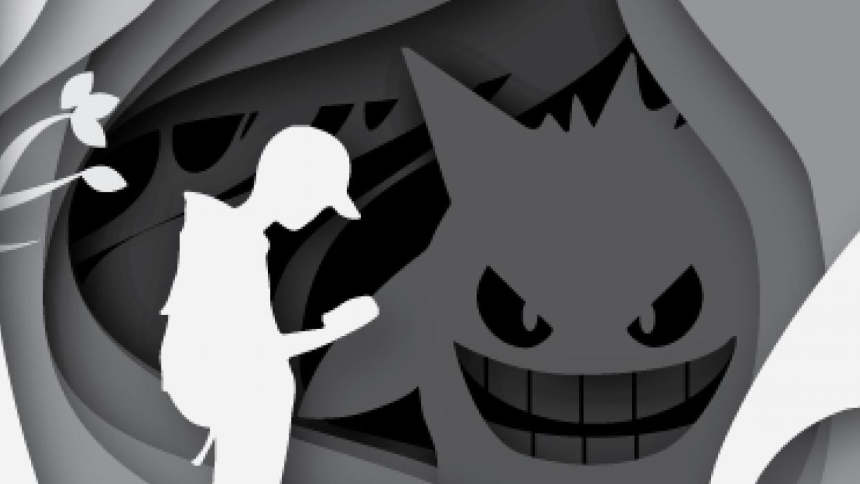 Pokemon Go & Halloween - student project