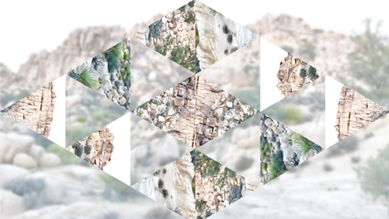 Joshua Tree Rocks - student project