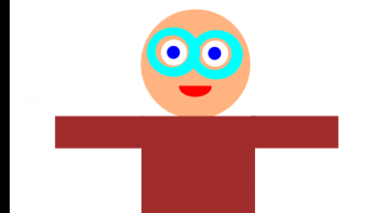 My Inkscape Avatar character - student project