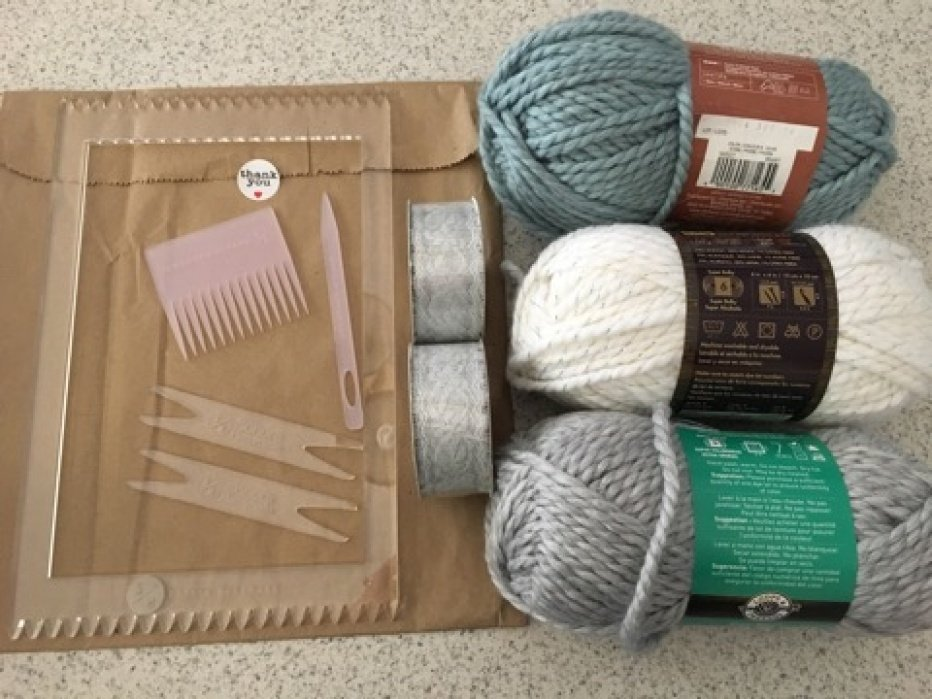 Picked my colors and purchased my supplies!! - student project