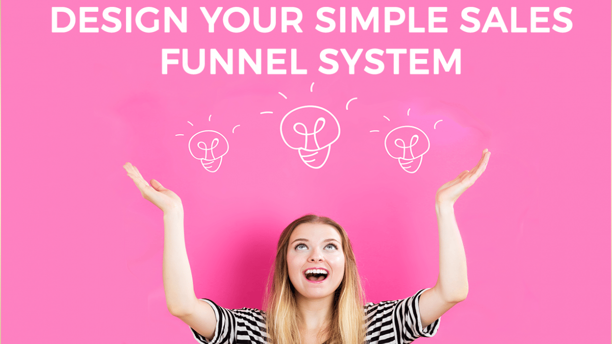 Design Your Sales Funnel System with Clickfunnels - student project