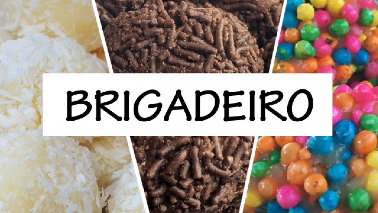 i'm teaching how to make a brazilian sweet called Brigadeiro - student project