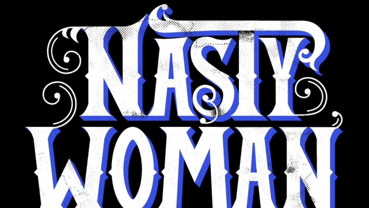 Nasty Woman - student project